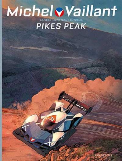 10 Pikes Peak