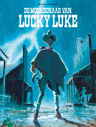 De moordenaar van Lucky Luke (Bonhomme)