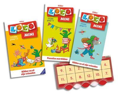 Mini Loco Kikker pakket