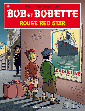 328 Rouge Red Star