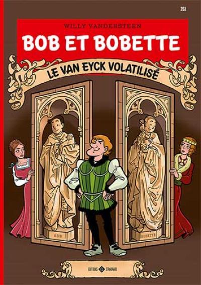 351 Le Van Eyck volatilisé