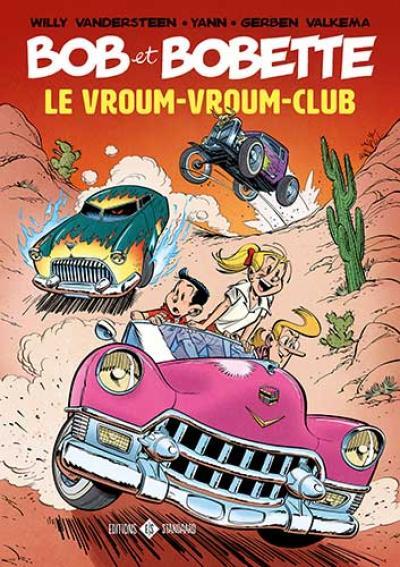 Le Vroum-vroum Club