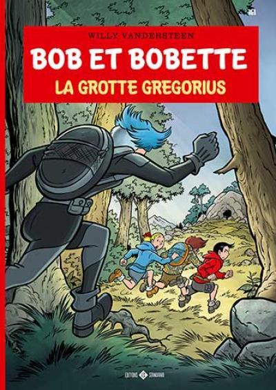 361 La Grotte de Gregorius