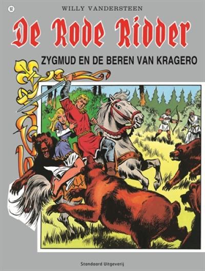 92 Zygmud & Beren van Kragero