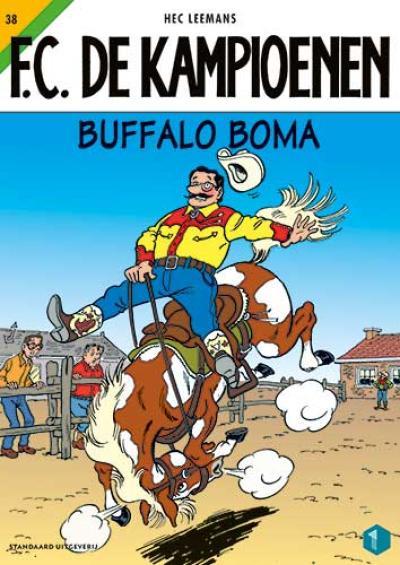 38 Buffalo Boma