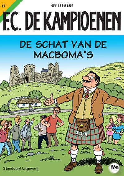 47 De schat van de Macboma's