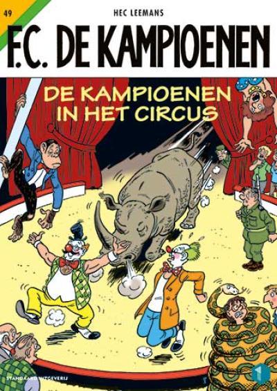 49 De kampioenen in het circus