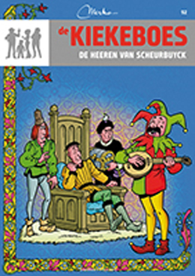 92 De heeren van Scheurbuyck