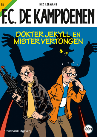 78 Dokter Jeckyll en Mister Vertongen
