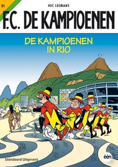 81 De Kampioenen in Rio