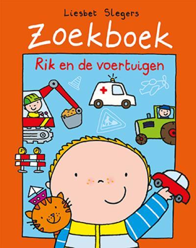 Zoekboek Rik en de voertuigen