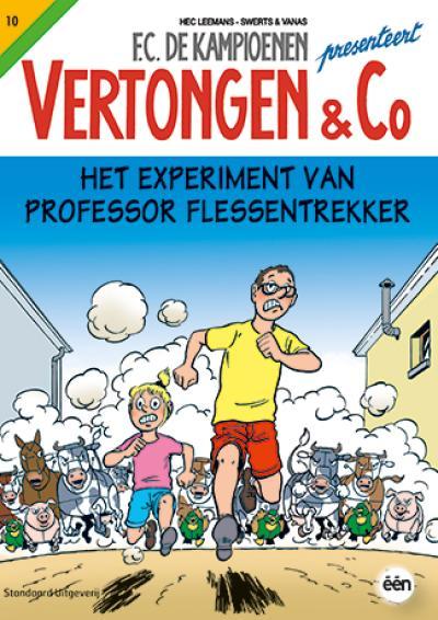 10 Het experiment van professor Flessentrekker