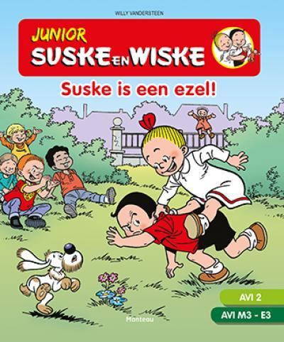 AVI 2 Suske is een ezel!