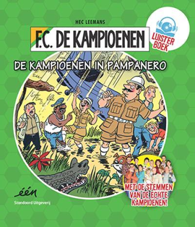 1 Luisterboek 1 – De Kampioenen in Pampanero