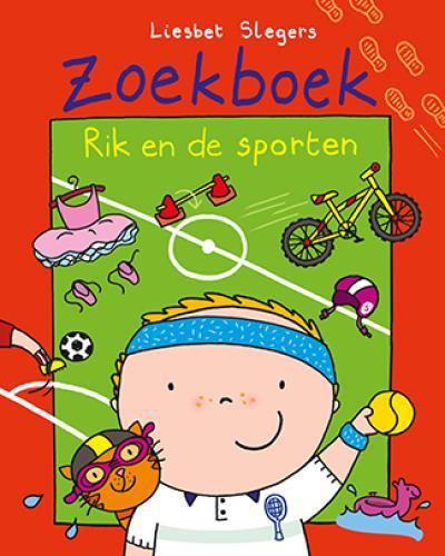 Zoekboek – Rik en de sporten