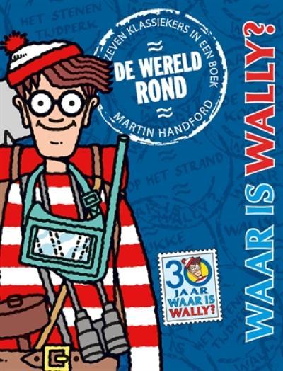 Waar is Wally? De wereld rond