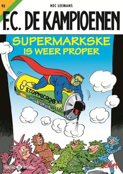 93 Supermarkske is weer proper