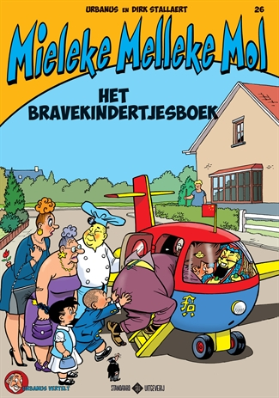 26 Het brave kindertjes boek