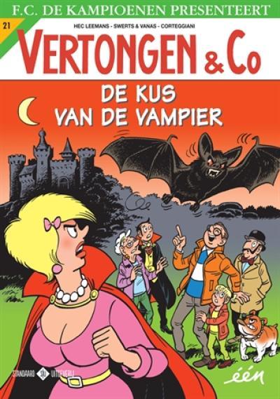 21 De Kus van de Vampier