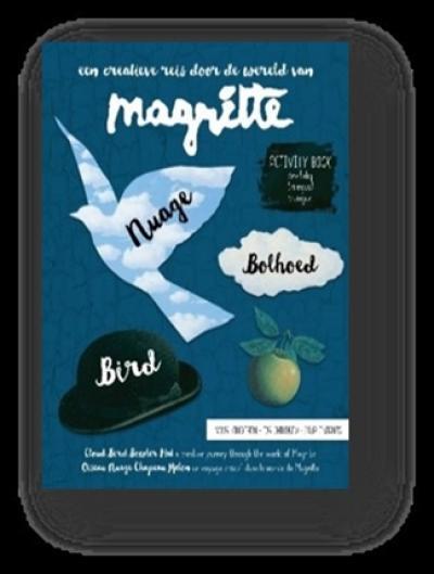 Magritte – Vogel Wolk Bolhoed