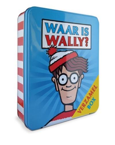 Waar is Wally? Verzamelbox