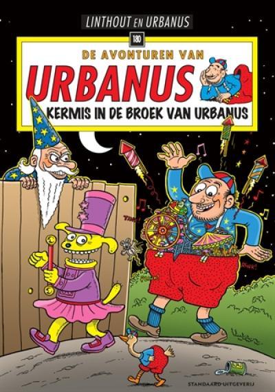 180 Kermis in de broek van Urbanus