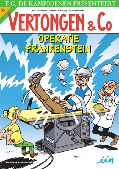 25 Operatie Frankenstein