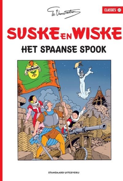 21 Het Spaanse spook