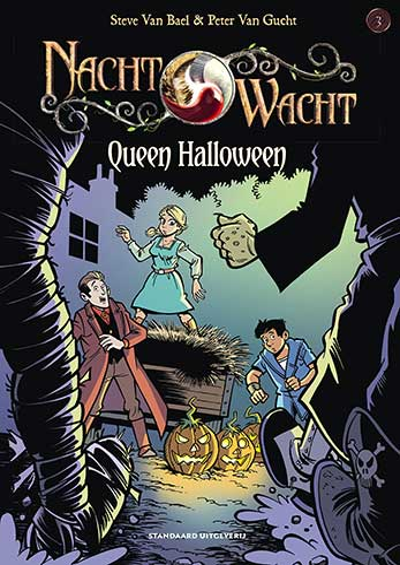3 Queen Halloween