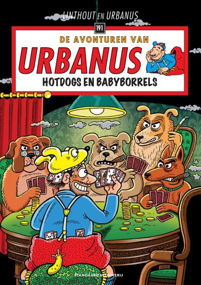 191 Hotdogs en babyborrels