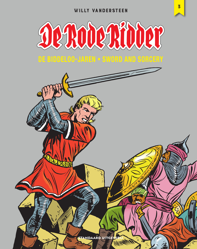 9 De Biddeloo-jaren Integrale 03 – Sword and sorcery
