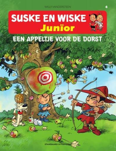 4 Suske en Wiske Junior