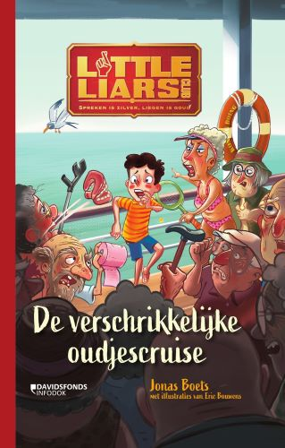 Little liars club 5 De verschrikkelijke oudjescruise