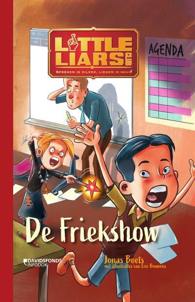 Little liars club De Friekshow