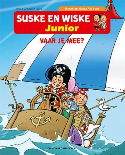 Suske en Wiske AVI Start: Vaar je mee ?