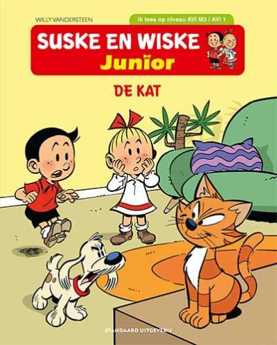 AVI M3: De kat