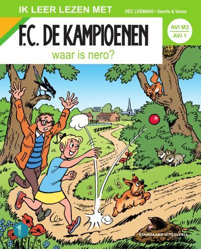 FC De Kampioenen AVI 1: Waar is Nero ?