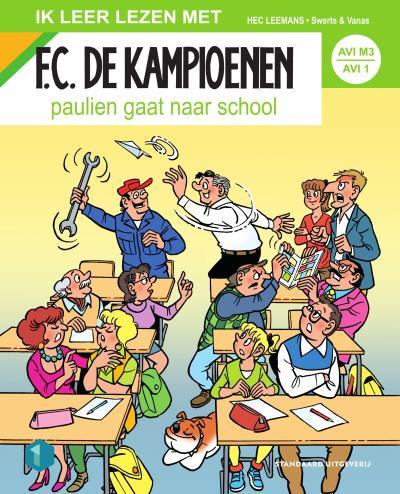FC De Kampioenen AVI 1: Paulien gaat naar school