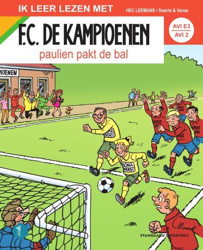 FC De Kampioenen AVI 2: Paulien pakt de bal