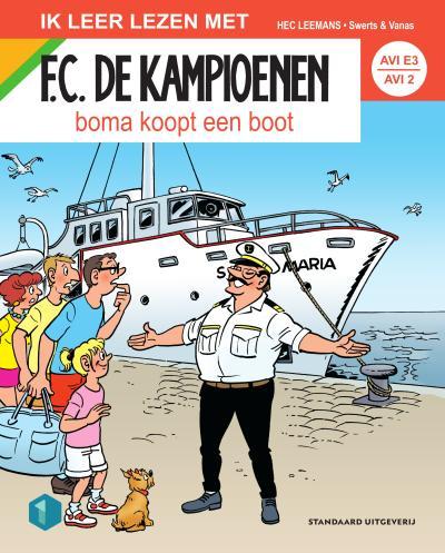 FC De Kampioenen AVI 2: Boma koopt een boot