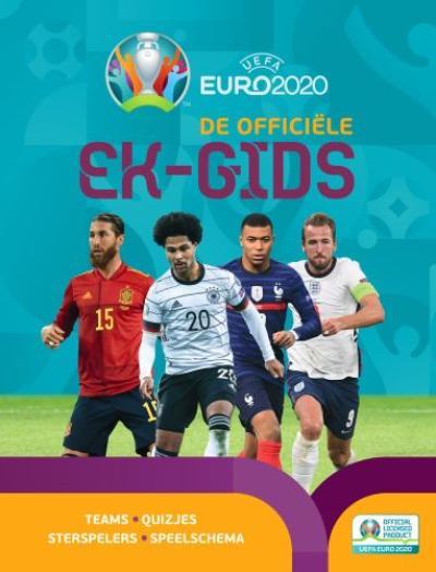 Euro 2020 De officiële EK-gids