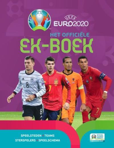 Euro 2020 Het officiële EK-boek