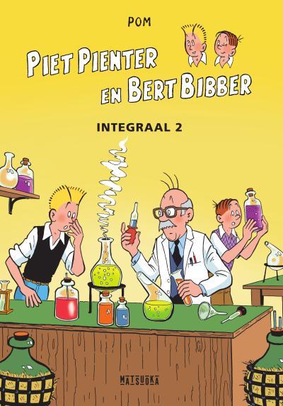 2 Piet Pienter en Bert Bibber Integrale 2