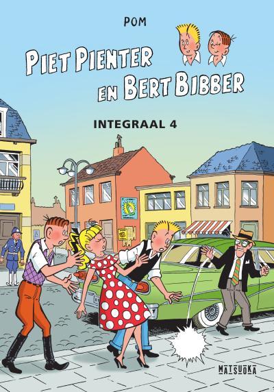 4 Piet Pienter en Bert Bibber Integrale 4