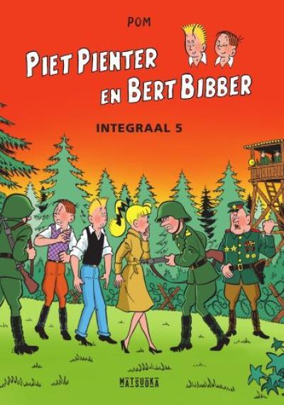 5 Piet Pienter en Bert Bibber Integrale 5