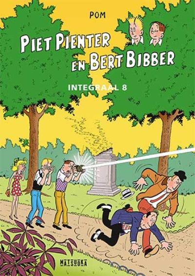 8 Piet Pienter en Bert Bibber Integrale 8