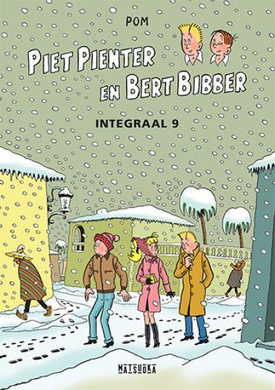 9 Piet Pienter en Bert Bibber Integrale 9