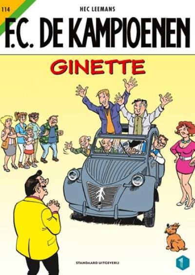 114 Ginette