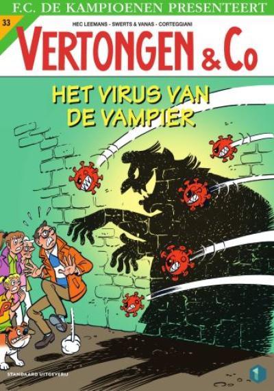 33 Het virus van de vampier