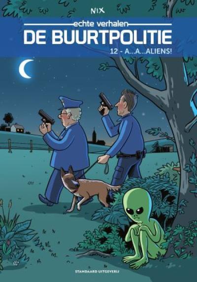 12 A…a…aliens!